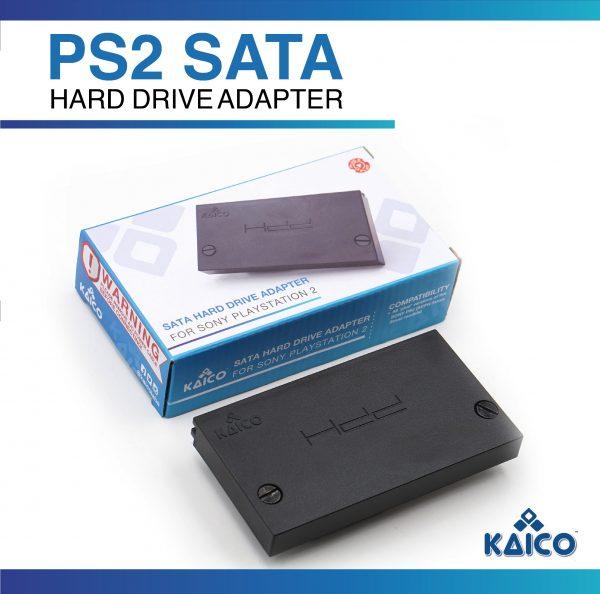 Playstation 2 PS2 SATA HDD Hard Drive Adapter