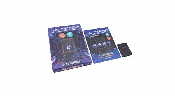 PlayStation 2 32MB Free McBoot 1.966 Memory Card