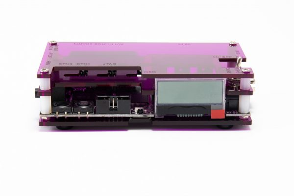 OSSC Replacement Case Kit - Purple