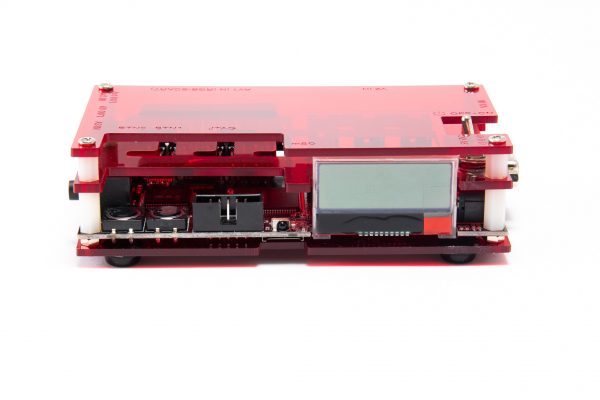 OSSC Replacement Case Kit - Red