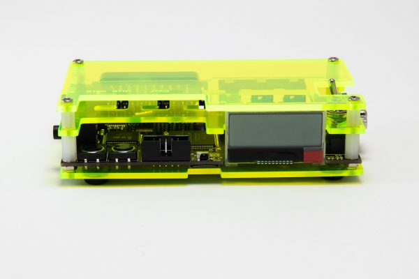 OSSC Replacement Case Kit - Green
