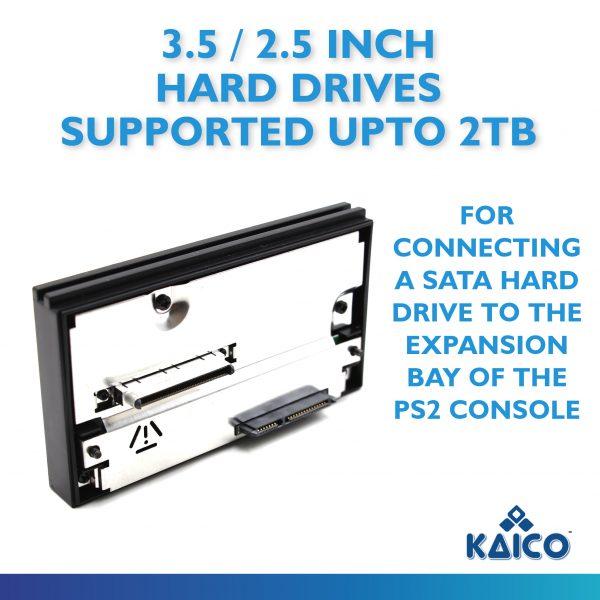 Kaico Playstation 2 SATA HDD Hard Drive Adapter