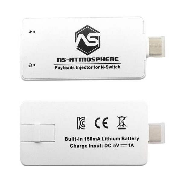 N-Switch NS Atmosphere Payload Injector and RCM Jig
