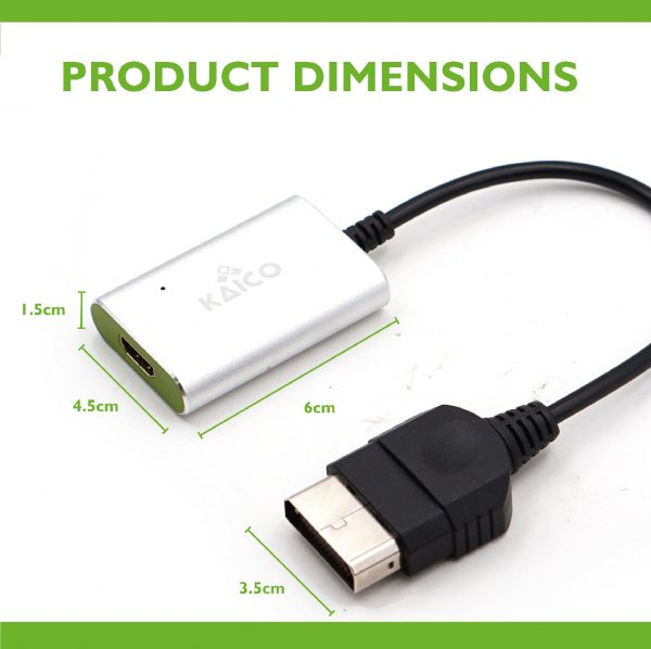 Original Xbox HDMI Display Adaptor