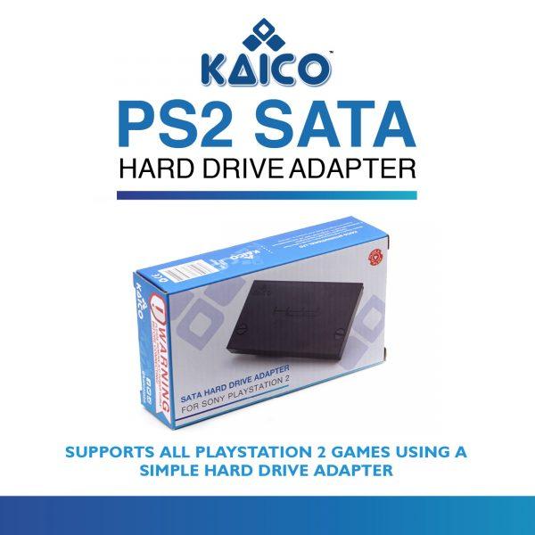 PS2 SATA HDD Hard Drive Adapter
