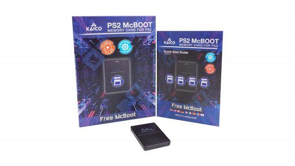 PlayStation 2 64MB Free McBoot 1.966 Memory Card