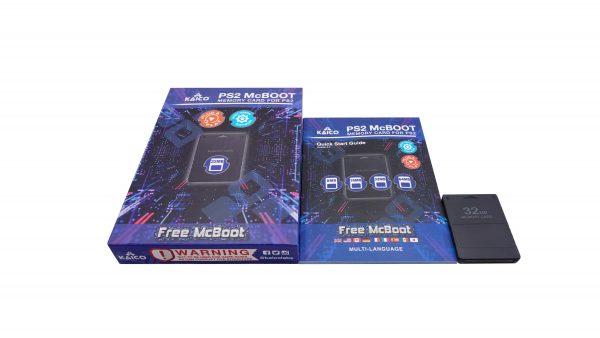 PlayStation 2 32MB Free McBoot