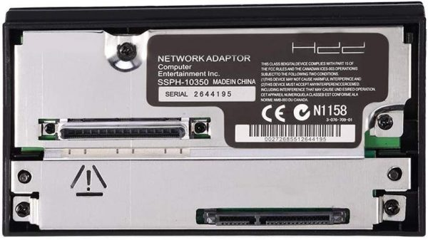 PS2 Network Adapter SATA Upgrade Kit