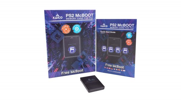 PlayStation 2 Free McBoot Memory Card