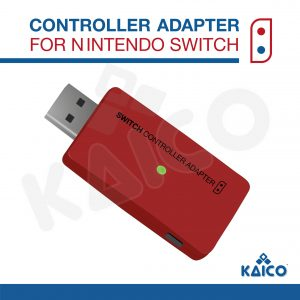 Nintendo Switch Bluetooth Controller Adapter