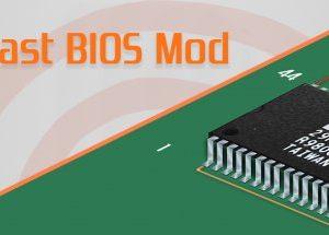 SEGA Dreamcast Region Free BIOS Chip Mod for VA1/2