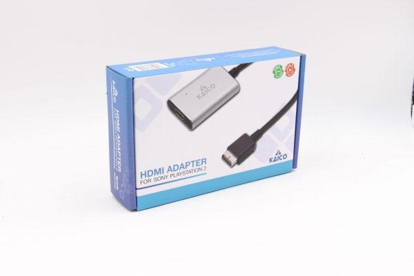 Sony Playstation 2 HDMI Display Adapter Box