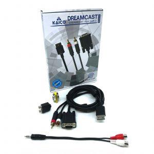SEGA DreamCast VGA Display Adaptor