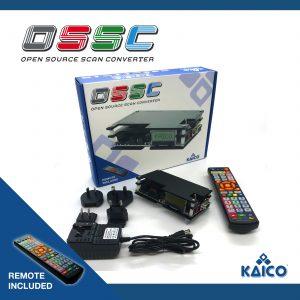 Kaico Open Source Scan Converter