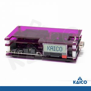 OSSC Replacement Case Kit – Purple