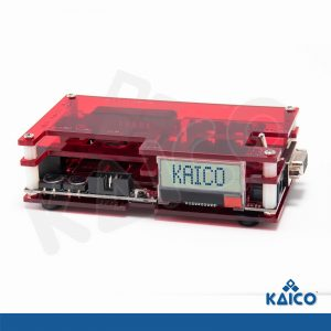 OSSC Replacement Case Kit – Red
