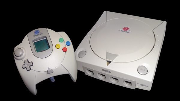 Fully Modded SEGA Dreamcast Console with DCHDMI