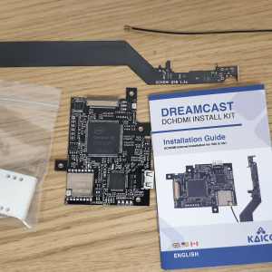 Dreamcast DCHDMI DC Digital Install Mod Kit