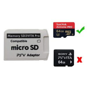 Micro SD to PS Vita Adaptor Version 5
