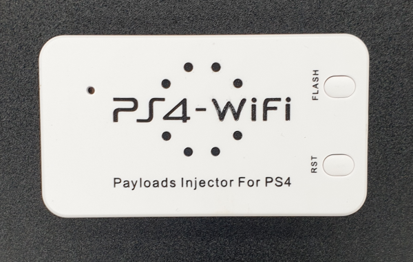 WiFi Payloads Injector for PS4
