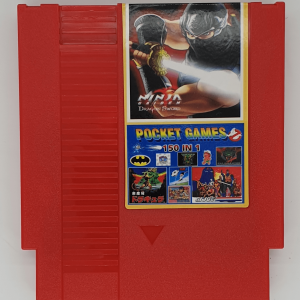 NES 150 Games in 1 Cartridge