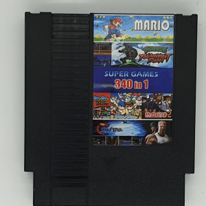 NES 340 Games in 1 Cartridge