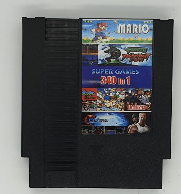 NES 340 Games in 1 Cartridge