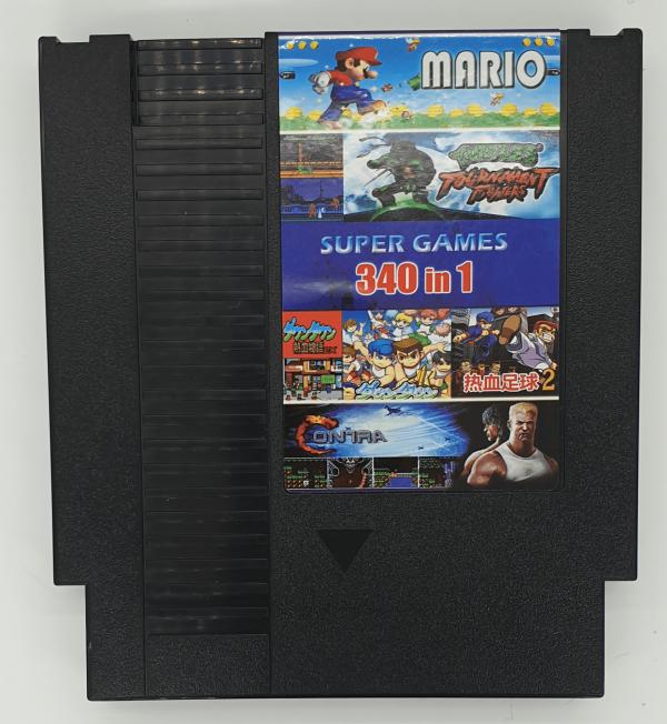 BEST 340 in 1 Cartridge for NES