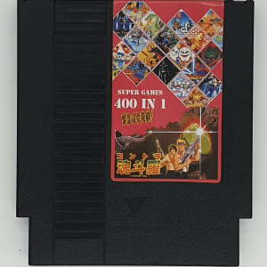 400 in 1 NES Game Cartridge