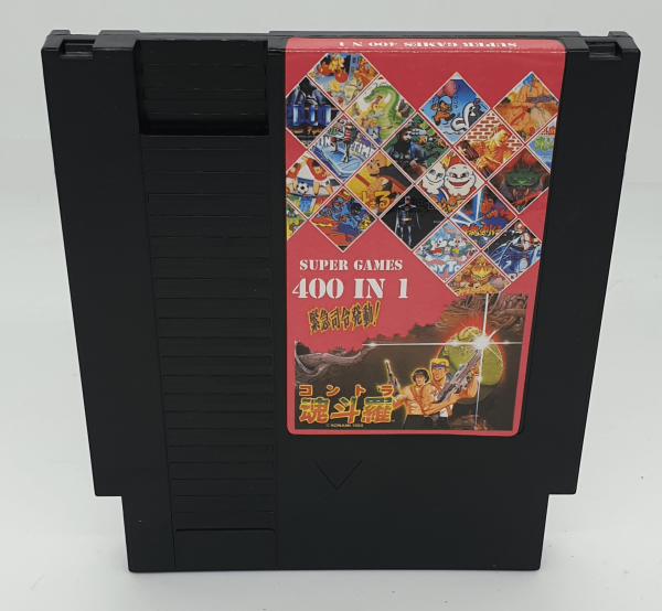 NES 400 Games in 1 Cartridge