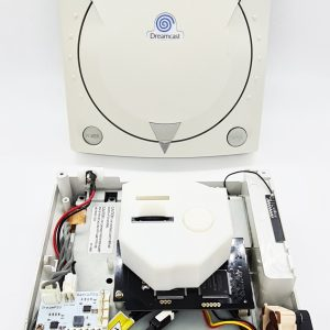 GDEMU SD Mount Kit for Dreamcast