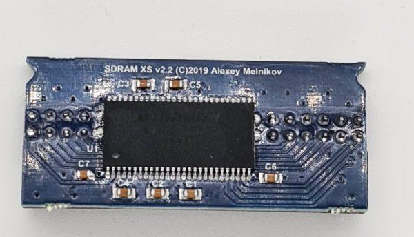 MisTer SDRAM XS v2.2 board