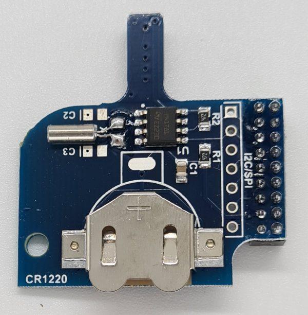Real Time Clock Board For Mister FPGA